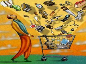 Suelta la olla: Consume, consume, consume