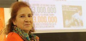 Suelta la olla: Escotilla de Maribi Marañón sobre una entrevista a Margarita del Val.