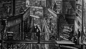 Historias con Swing: Jorge Luis Borges y La biblioteca de Babel
