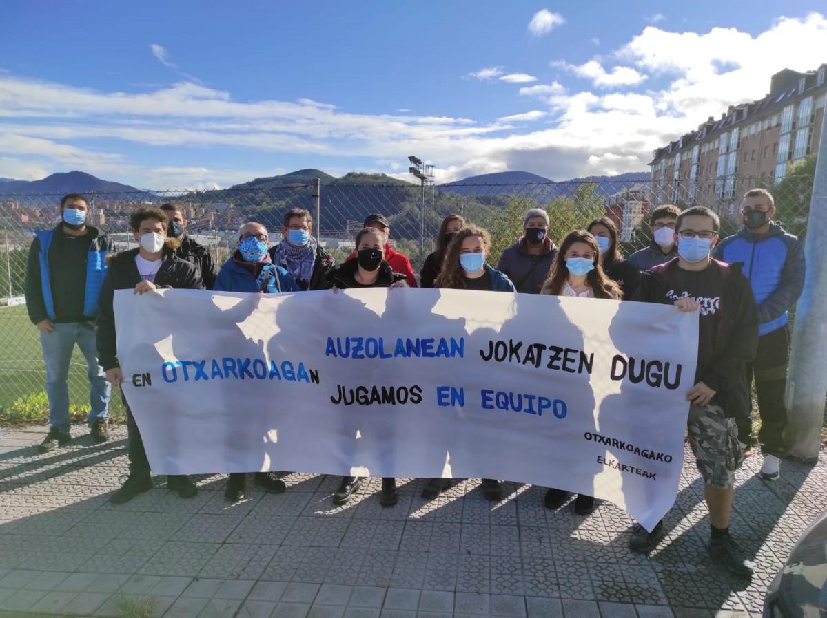 Suelta la olla: Proyectos deportivos en Otxarkoaga: aporta o perjudica al barrio?