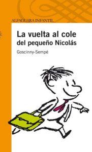 Historias con Swing: Rene  Goscinny  y  Sempé.  El  pequeño  Nicolás  I