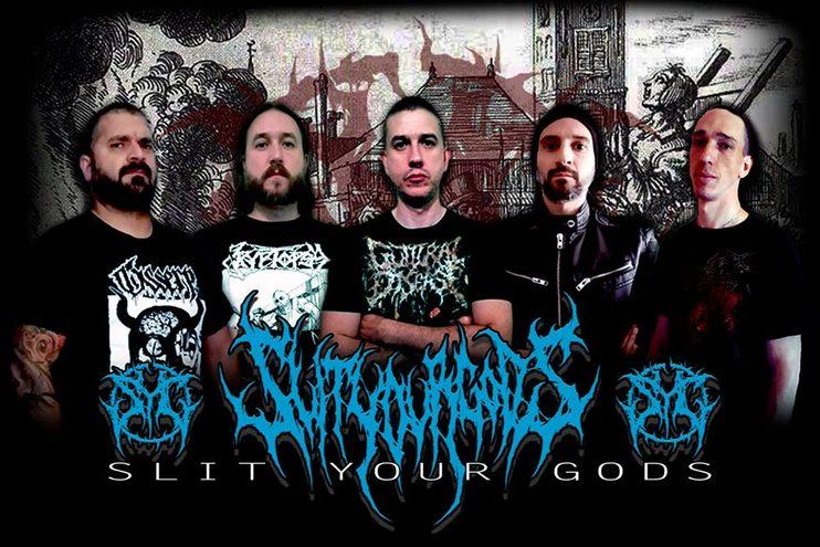 La mirada negra: Entrevista con Slit Your Gods
