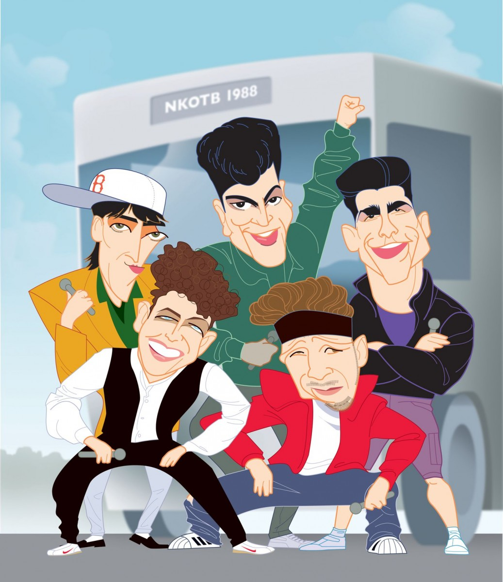 Web Side Stories: Nuestras Boybands favoritas (I): Chicos guapos, música pegadiza y hits como churros.