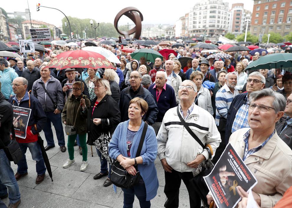 Suelta la olla: Movimiento de Pensionistas de Bizkaia