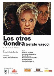 Historias con Swing: Borja  Ortiz  de  Gondra:  Los  otros  Gondra  (relato  vasco).