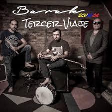 Arañas de Marte: Francisco Quiroz, de la banda Barak, nos presenta «El Tercer Viaje»