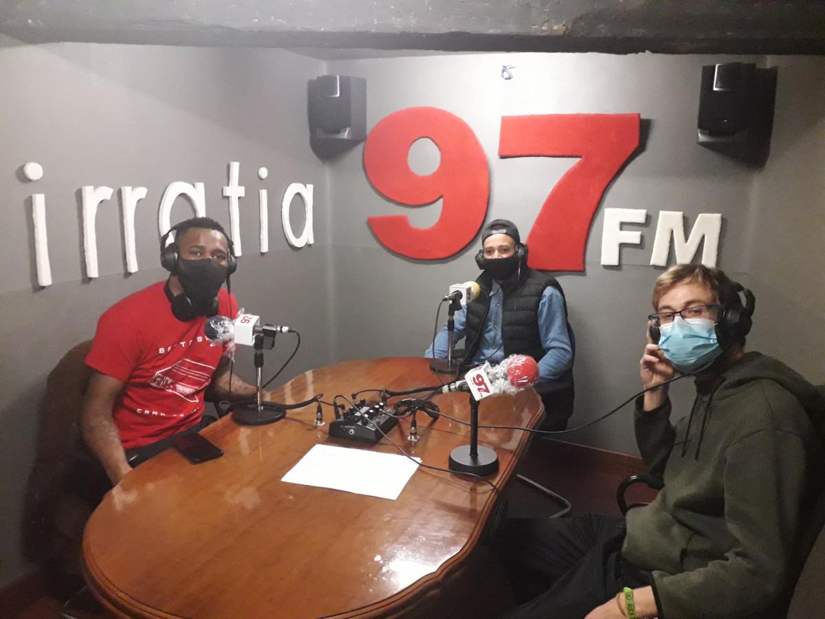 Radio Barrio: programa especial 5º aniversario.
