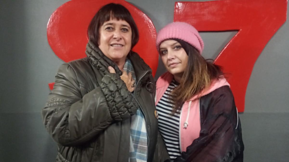 Mar de Fueguitos: fotos y memoria de las mujeres de Bilbao
