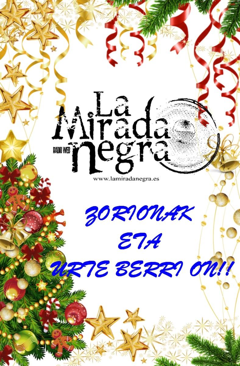 La mirada negra: Especial  canciones  de  Navidad  parte  1