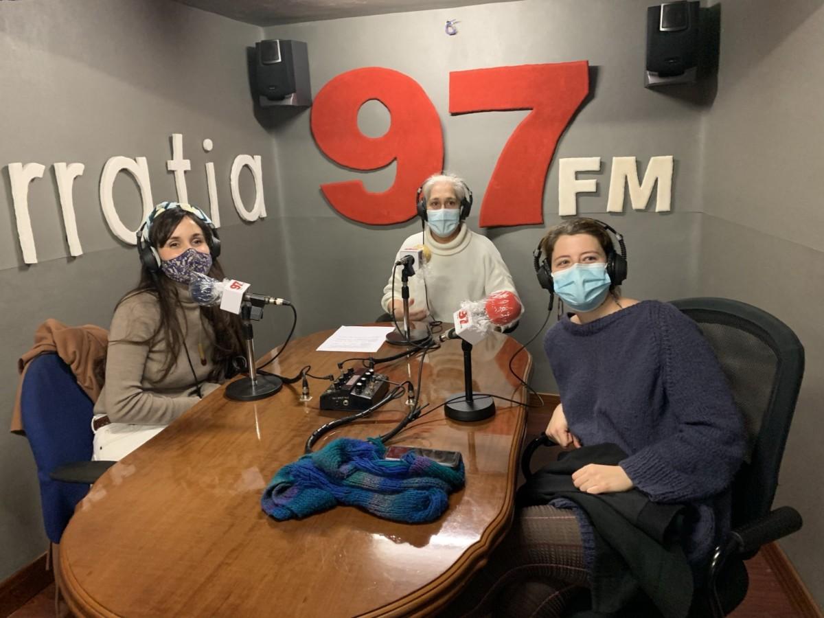 Radio Barrio: Artoteka, polvorones y mucho más