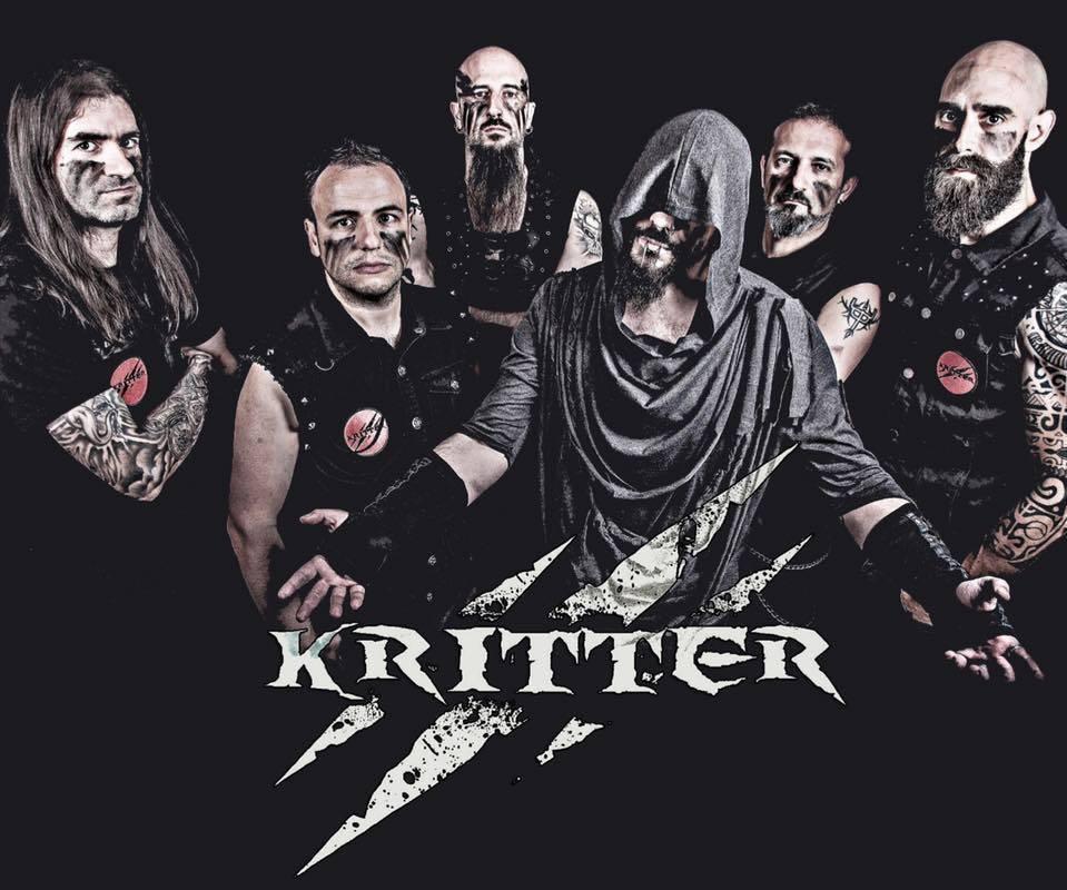 La mirada negra: Entrevista con Kritter