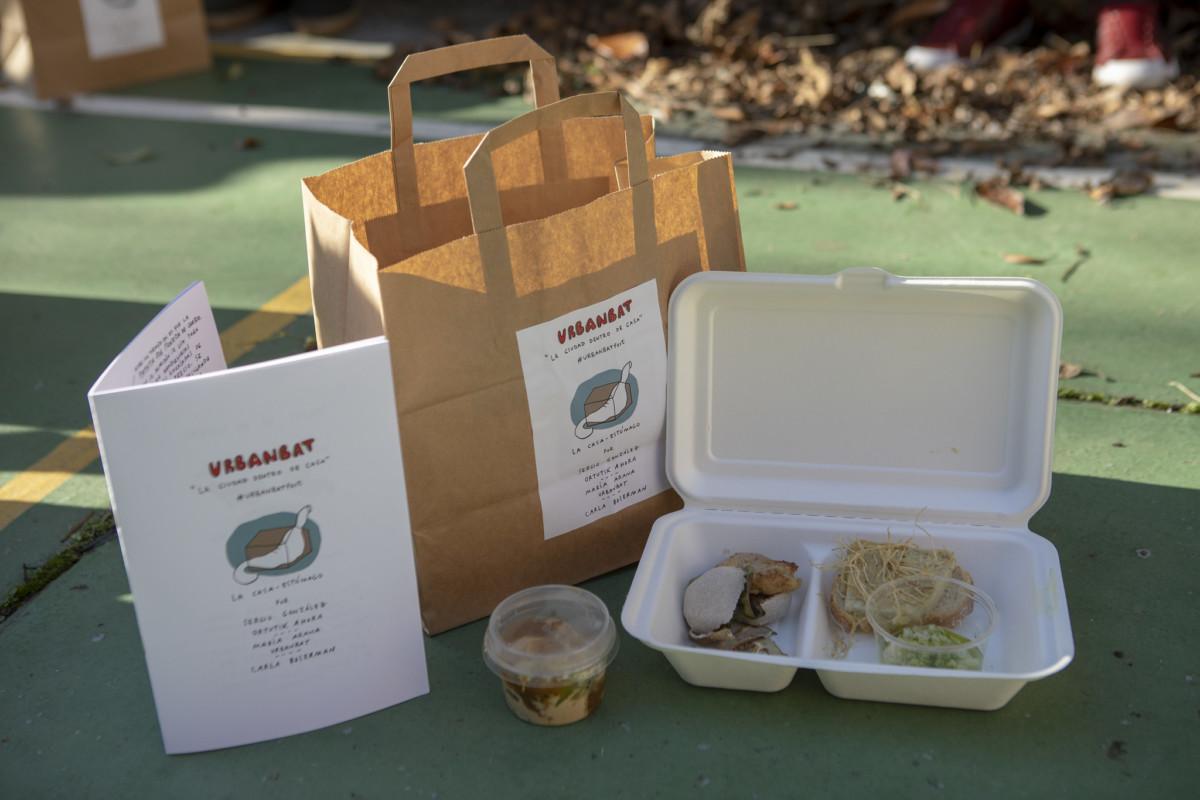 Mar de Fueguitos: La  casa-estómago,  un  recetario  saludable  y  sostenible