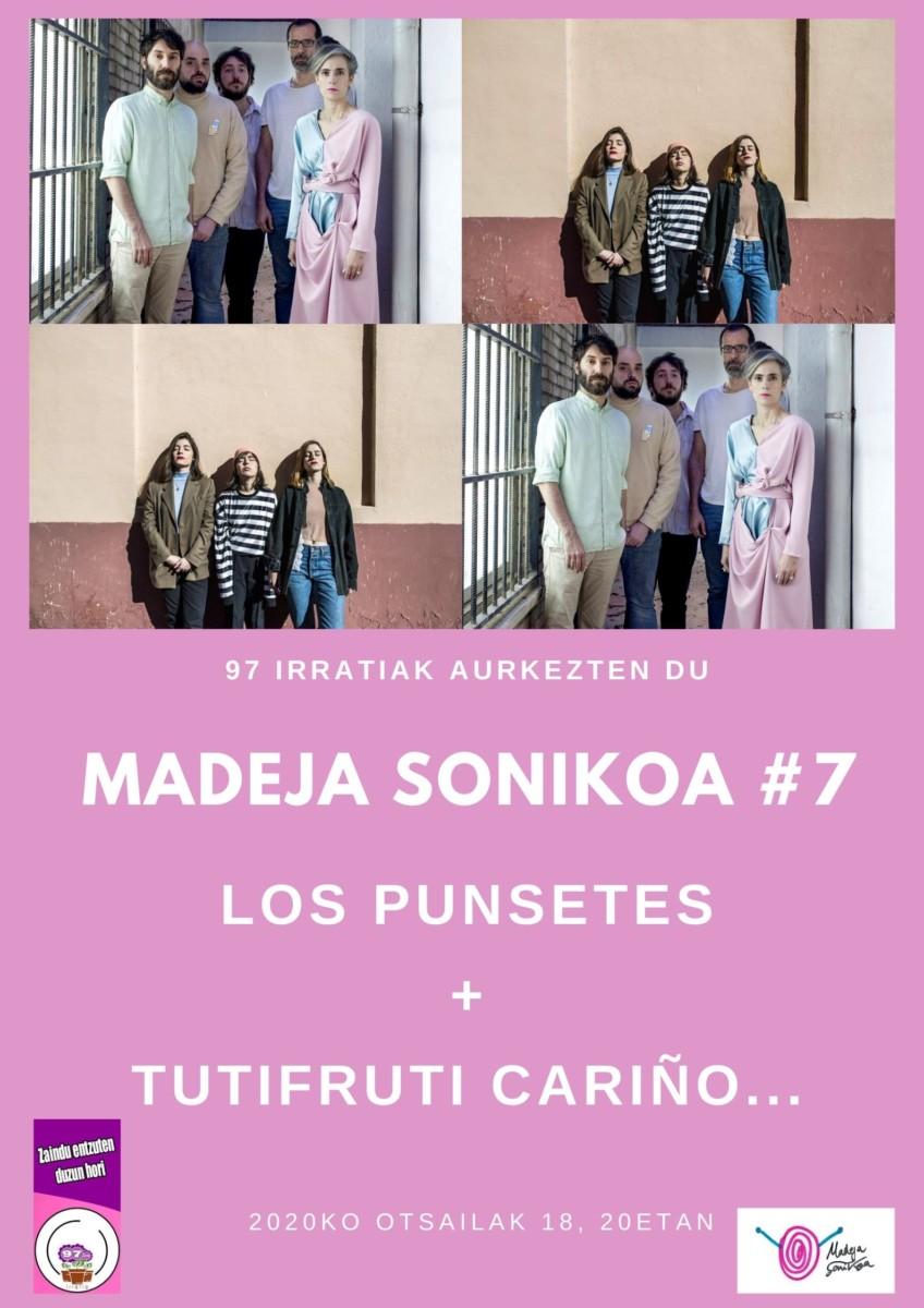 Madeja Sonikoa: #MS7:  Los  Punsetes  +  Cariño