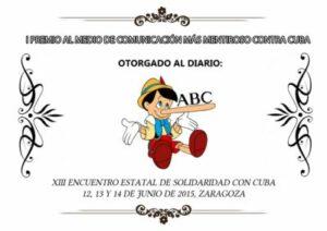 Cubainformación: Mentiras y canciones para tapar la solidaridad y la emigración cubana contra el bloqueo
