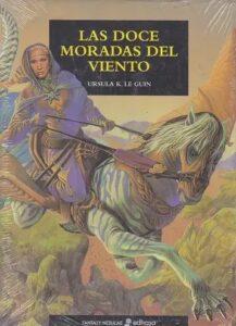 Historias con Swing: Ursula K. Le Guin y Las doce moradas del viento