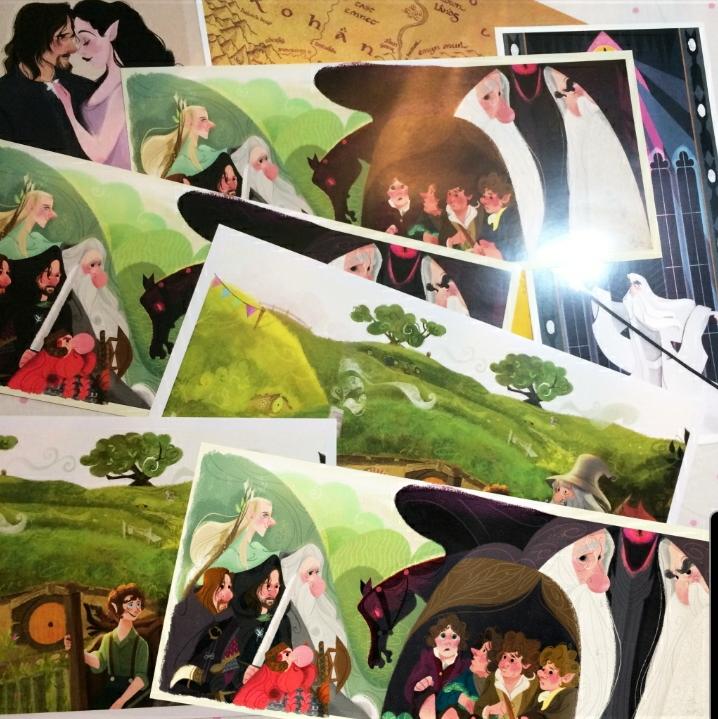 Web Side Stories: La Sociedad Tolkien Española