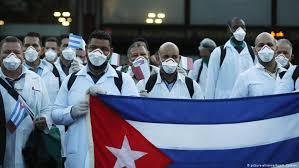 Suelta la olla: Las brigadas sanitarias cubanas y el premio Nobel de la paz