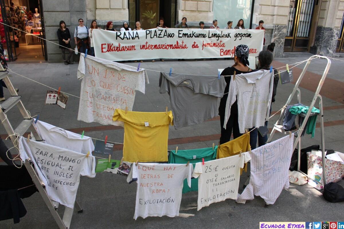 Mar de Fueguitos: Rana Plaza y el consumo crítico de ropa
