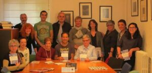 Historias con Swing: Grupos  de  escritura  creativa  con  Iratxe  Lopez