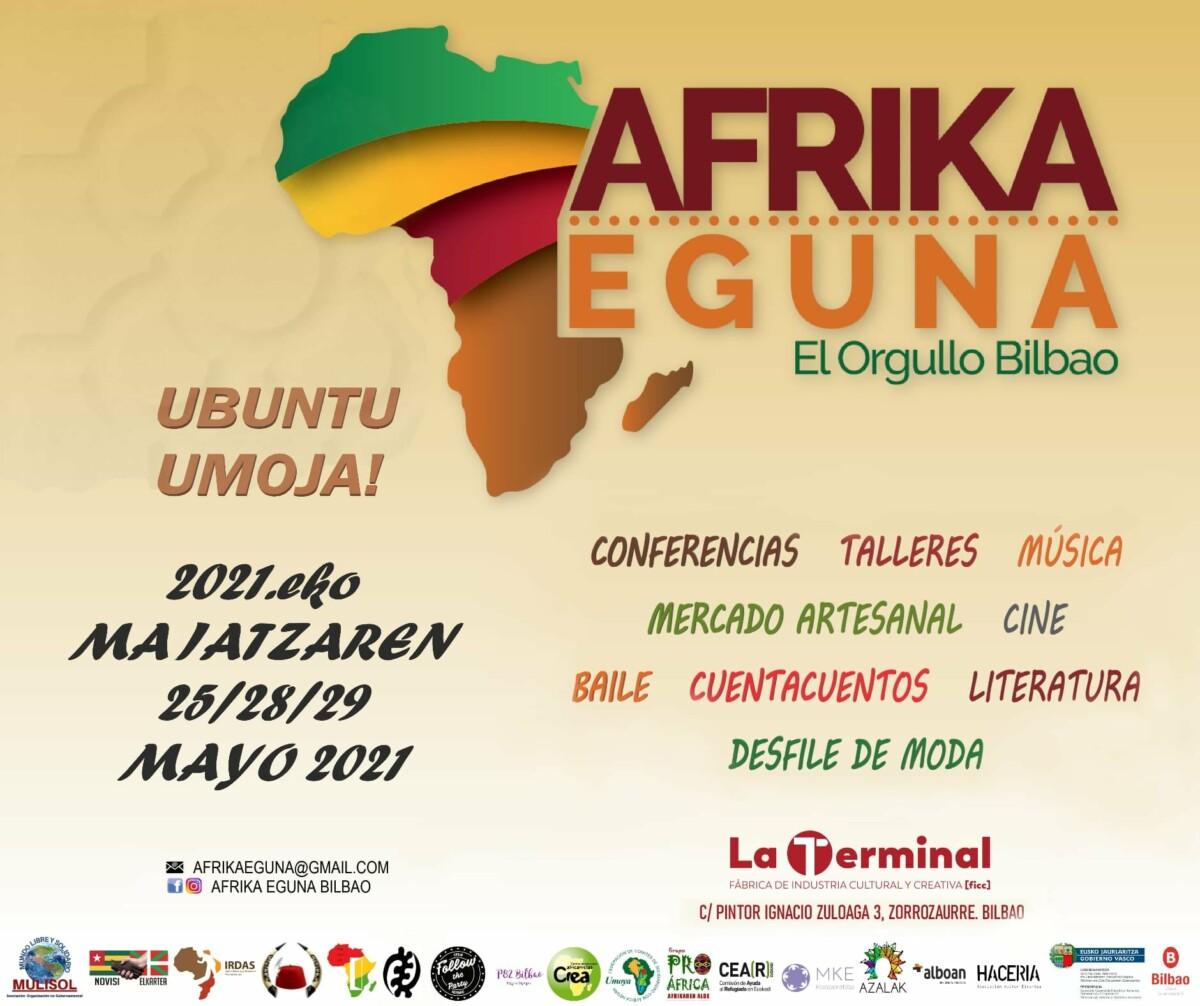 Suelta la olla: Día  de  África