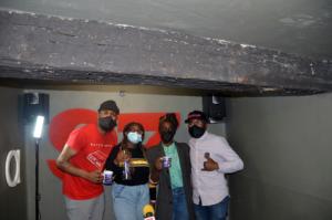 Arte callejero: arte  callejero  con  Afrika  bibang