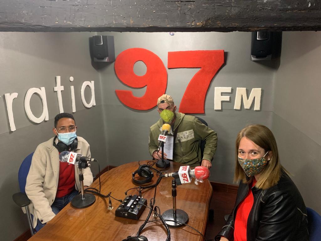 Radio Barrio: Orquesta social Norai, historias bilbaínas y música