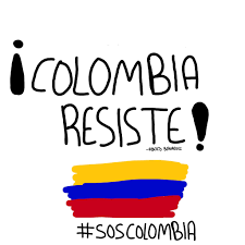 Lur eta Murmur: Colombia resiste!