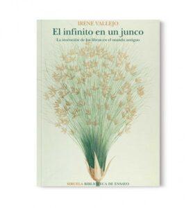 Historias con Swing: Irene  Vallejo,  El  infinito  en  un  junco.