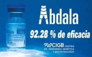 Cubainformación: Vacunas cubanas vencieron el bloqueo: demuestran muy alto porcentaje de eficacia