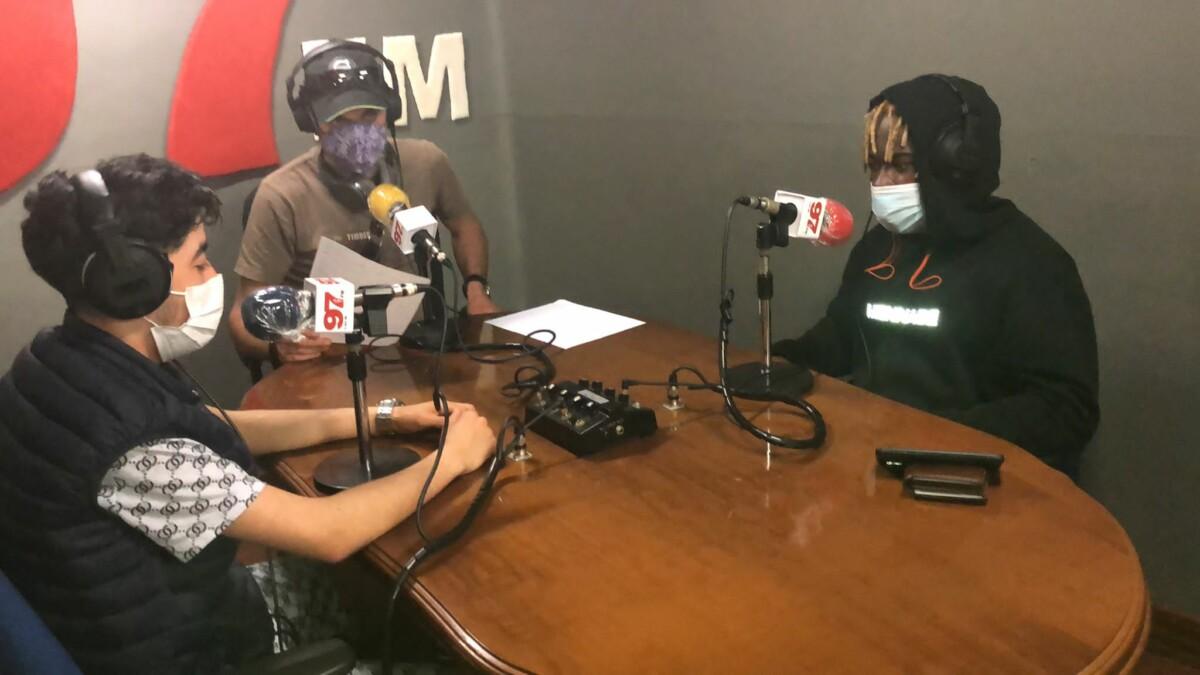 Radio Barrio: Rap,  refugiadas,  Arroces  del  Mundo  y  más