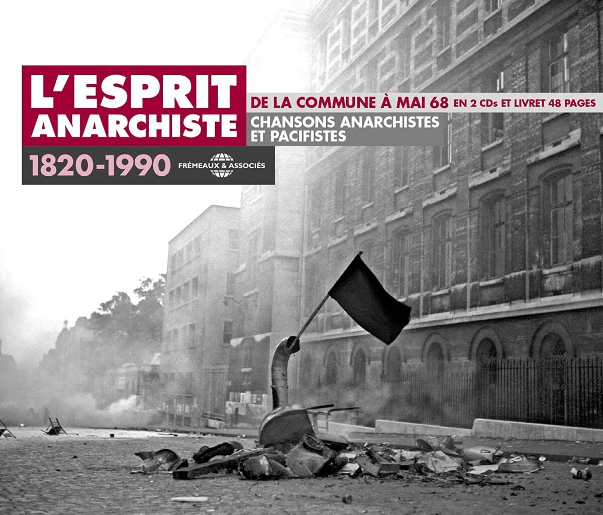 Cuadernos de contracultura: Folk  y  bajos  fondos.  Parte  2.La  chanson  francesa  libertaria.