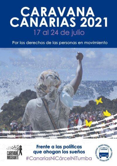 Lur eta Murmur: Frente a las politicas que ahogan los sueños, #CanariasNiCárcelNiTumba
