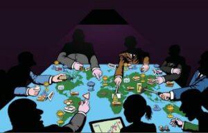 Suelta la olla: El papel de las transnacionales en la dominación de los pueblos.