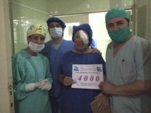 Cubainformación: Cooperación cubana en Argentina: mucho más que 50 mil personas operadas de la visión