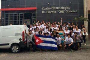 Cubainformación: De las becas de medicina a las operaciones oftalmológicas gratuitas: Cuba solidaria con Argentina