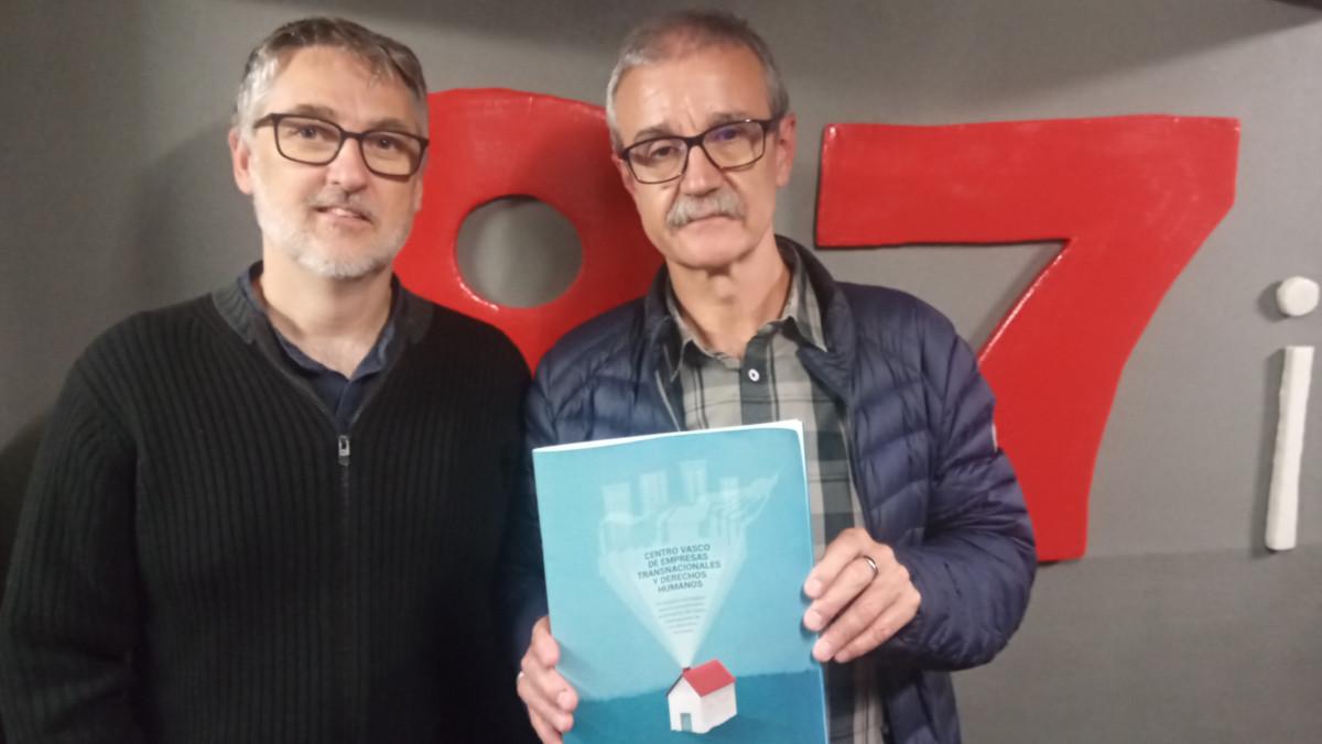 Mar de Fueguitos: violaciones de derechos humanos y transnacionales vascas