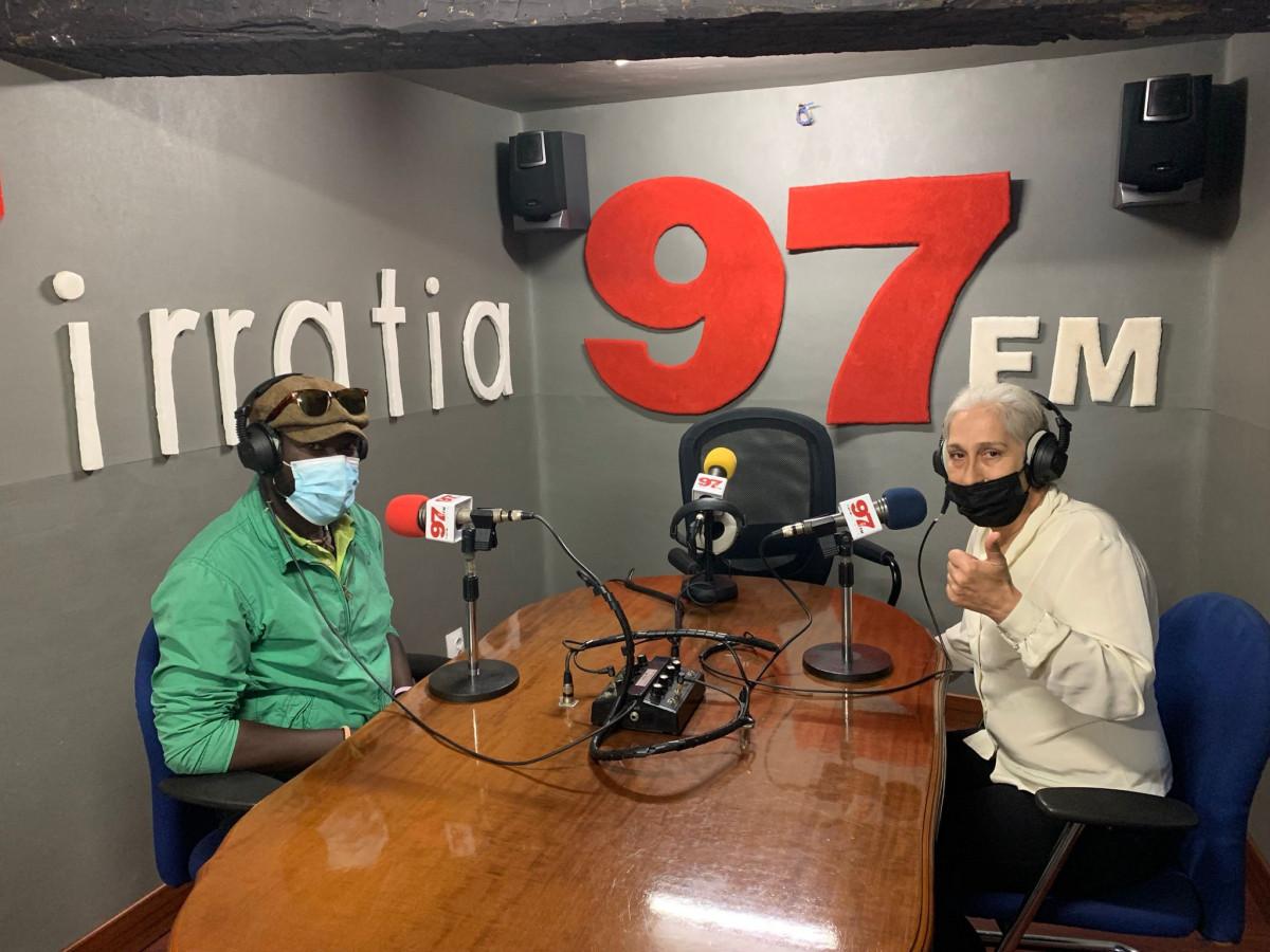 Radio Barrio: plataforma Beste Bi, migraciones y más